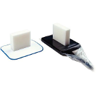 Flaps Cushioned Bite Tabs - Original, White 500/Box. Can be used on