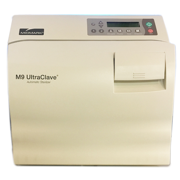 Midmark M9 UltraClave Dental Steam Autoclave Ster