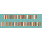 Miltex Union Broach #19 soft copper band, box of 18