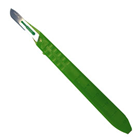TECHNOCUT Disposable Scalpels - SS #10 10/Pk. Superior sharpness and sharpness