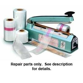 Defend Upper Insulating Cloth (Teflon) For Impulse Heat Sealer, Package of 3
