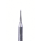 Defend RA #1/2 Round Carbide Bur for Slow Speed Latch, Pack of 10