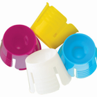 Defend Plastic disposable dappen dishes 1000/box, assorted colors. For prophy