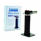 Mirco Torch Micro Torch, Lightweight and compact, this torch is equipped with an instant