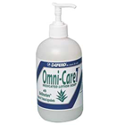 Omni-Care 7 lotion soap, with Aloe and Vitamin E, PCMX, 7 natural