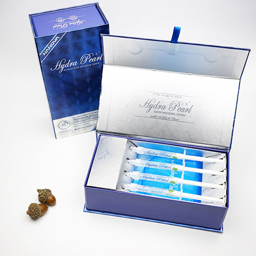 Hydra pearl 6 hydrogen peroxide whitening gel mint bulk refill dental supplies - Unknown uses hydrogen peroxide ...