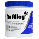 Nu Alloy dp 1 spill Dispersed Phase Alloy, Regular set, 50 capsules/pack, Blue