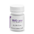 Nivo Caine Topical Bubble-Gum Topical Anesthetic Gel (Benzocaine 20%), 1 oz. Jar