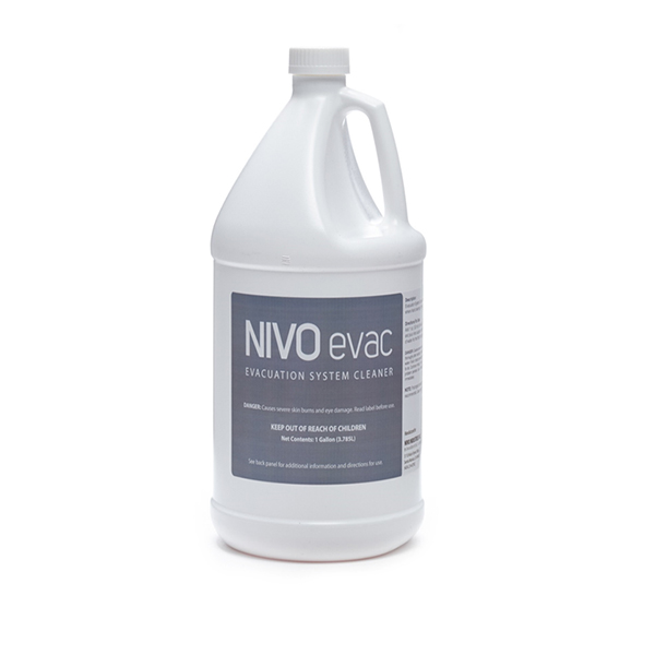 Nivo Evac Evacuation system cleaner solution that