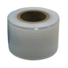 "Nivo 4"" x 6"" Clear Barrier Film, 1200 sheets per roll. Easy to apply and remove"