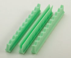 Nordent Lt. Green Silicone Instrument Holder Set,