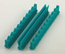 Nordent Teal Silicone Instrument Holder Set, 2.5""