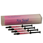 Nu Seal 4 Syringe Kit. Fluoride Releasing Light-Cured Cavity Liner