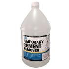 ODS Temporary Cement Remover, 1 Gallon. Ready to use, fast-acting ultrasonic