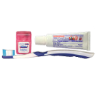Oraline Child Patient Bundle Includes: Child (2-4 yrs) 23 Tuft Toothbrush