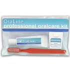 Oraline Orthodontic Kit, Includes: 0.85 oz Toothpaste, Ortho V-Trim Toothbrush