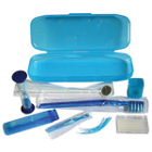 Oraline 8-Piece Orthodontic Kit with Plastic Hinged Case. 36 Kits/Case. Each