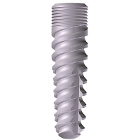 OmniHex Plus Implant Wide Thread 0.04 pitch, 3.7mm x 8mm 3.5 Platform, Internal Hex implant
