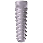 OmniHex Plus Implant Wide Thread 0.04 pitch, 4.2mm x 8mm 3.5 Platform, Internal Hex implant