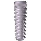 OmniHex Plus Implant Wide Thread 0.04 pitch, 4.7mm x 8mm 3.5 Platform, Internal Hex implant