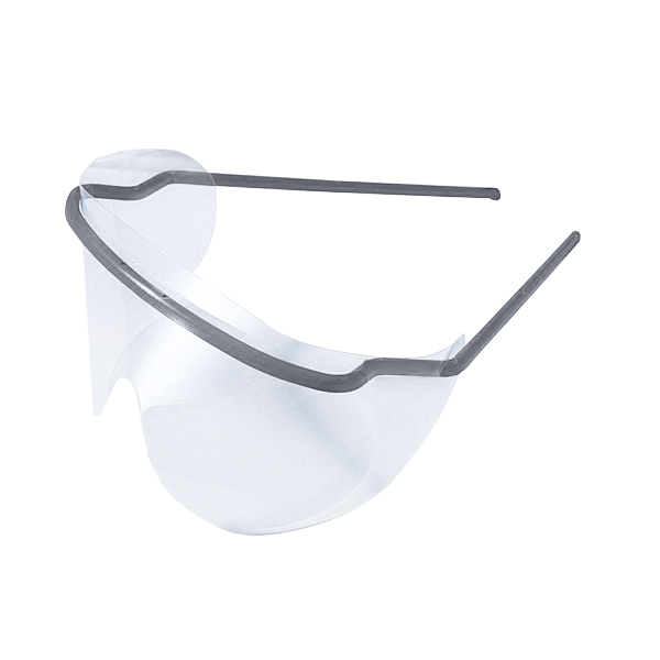 iWear Plus Disposable Eyewear GRAY without Nose S