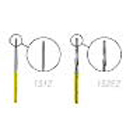 Pac-Dent FG 151Z Endo Burs 3/Pk. For initial endodontic access, sectioning