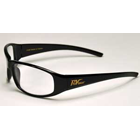 Apollo Eyewear - Black Frame/Clear Lens. Classic sport design and exceptional