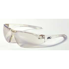 Chic Eyewear - Indoor-Outdoor Lens, Clear frame with White Tips. Designed