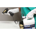 Dynamic 1-Touch Gallon Sprayer and Holster, Can cover larger areas