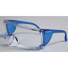 End-Fog Eyewear - Blue Frames with Clear Lens, Extra anti-fog coating sets