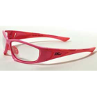 FB Eye Eyewear, Barbie Pink Frame/Clear Lens, Blocks up to 95% of UVA and UVB