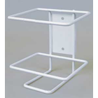 "Hold-It Quart Bottle Holder ""Square Style"" (wall mount), An easy way to store"