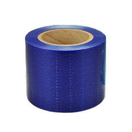 "Palmero 4"" x 6"" BLUE Barrier Film in Dispenser Bo"