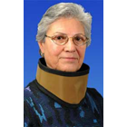 "Palmero Neck X-Ray Collar, Navy, 22 5/8"" x 4 1/4"", For the protection"