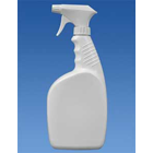 Palmero Empty Spray Bottle, 1 Quart size, Unlabeled quart bottle with sprayer