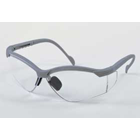 See-Breez Eyewear - Platinum frame with Clear Lens. Ultra Llightweight Frames