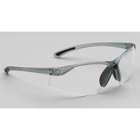 Tech-Specs Eyewear - Grey Frame/Clear Lens. Exceptional styling