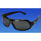 Venus Eyewear - Black Frame/Grey Lens. Designed to provide a fashionable look