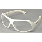 Venus Eyewear - White Frame/Clear Lens. Designed to provide a fashionable look