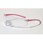 Wrapture Eyewear, Barbie Pink Frame With Clear Lens, 100% visually correct