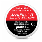 "Accu Film ll Accu Film II - Red/Black. Double-sided .0008"" (21 microns)"