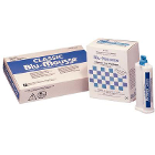 Blu-Mousse Scent-Free, Classic (2-minute set) in SPLIT Cartridges. Thixotropic