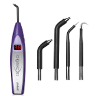 Digitest II Digital Pulp Vitality Tester with 4 autoclavable probe tips. One