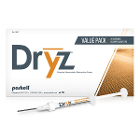 Dryz Gingival Hemostatic Retraction Paste Value kit: 25 x 0.5 gram syringes