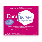 DuraFinish Composite Glaze for Halogen lights, 5 ml glaze &