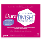 DuraFinish All-Cure Composite Glazes, 5 ml glaze & accessories. Clear
