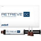 Retrieve DC Implant Cement Kit: 5 ml cartridge and 10 mixing tips (brown base)
