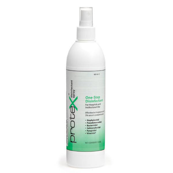 Protex Disinfectant - 12 oz. Spray Bottle. Hospit