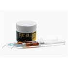 Stat Gel FS 30 Gm. Jar. 15.5% Ferric Sulfate Gel Tissue Retraction Assistant, pH 2.2. Single 30