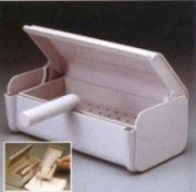 Tap & Slide Tray, for use with glutaraldehyde sol